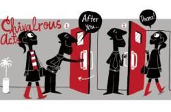 Chivalry open door image