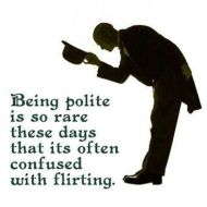 Chivalry polite image